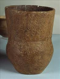Bronze Age Beaker found in Wales in a Grave burial
