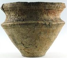 Early Neolithic Pot 4,000 BC