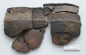 Sherds Early neolithic bowl