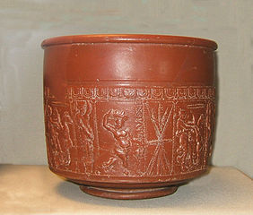 282px-Central_Gaulish_samian_Dr_30 Vase