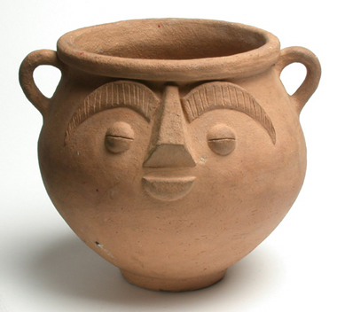 A00949_m Roman face pot