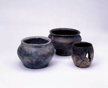Later Iron Age decorated vessels