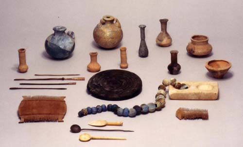 Cosmetic Accessories found at Masada
