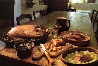 A Duck Feast