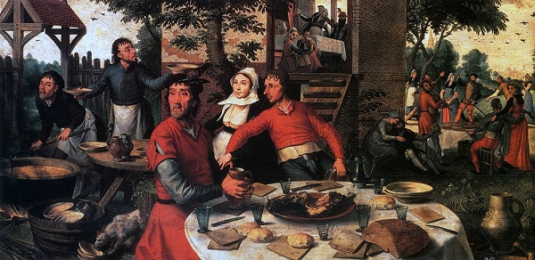 Peasants In The Middle Ages Food