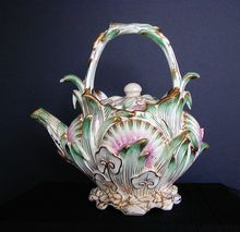 Coalbrookdale Teapot