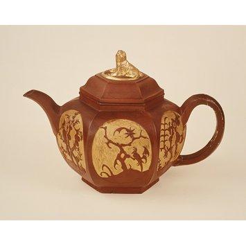 Elers Teapot c l690-l698