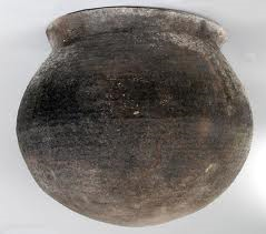 Pueblo Cooking pot.