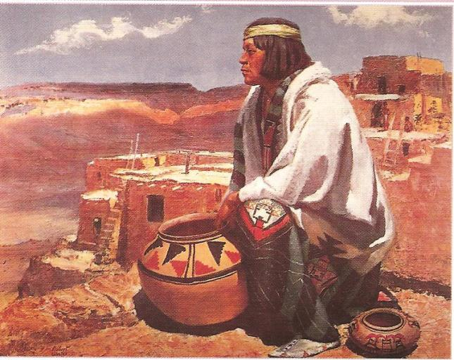 Pueblo Indian
