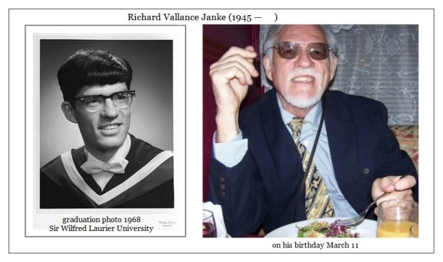 Richard Vallance Janke