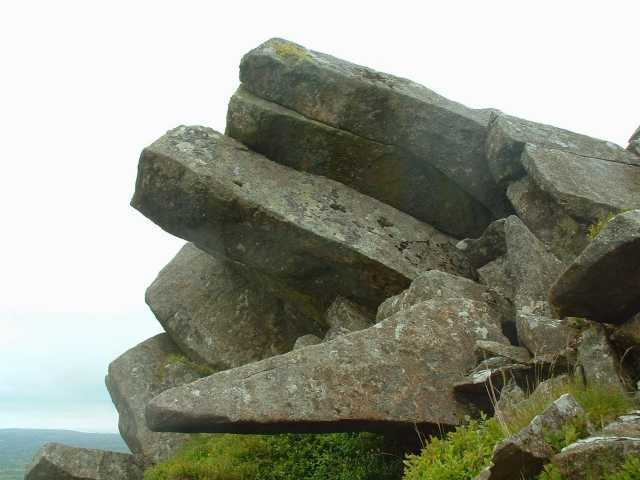 Carn Geodog Bluestone (Spotted Dolerite