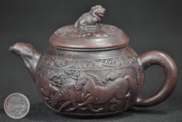 Yixing Teapot (Ming Dynasty)