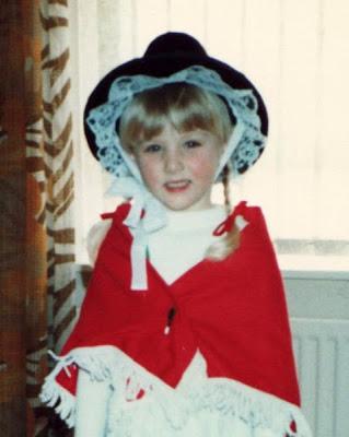 Welsh girl.