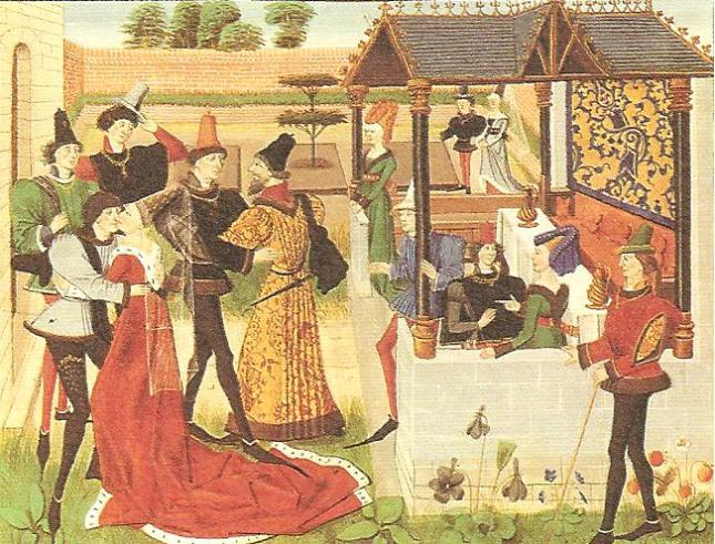 Medieval Wedding Celebration