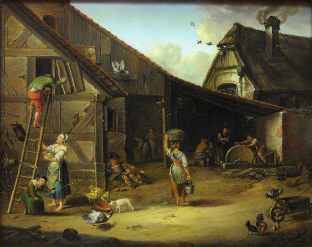 Peasant Village 2