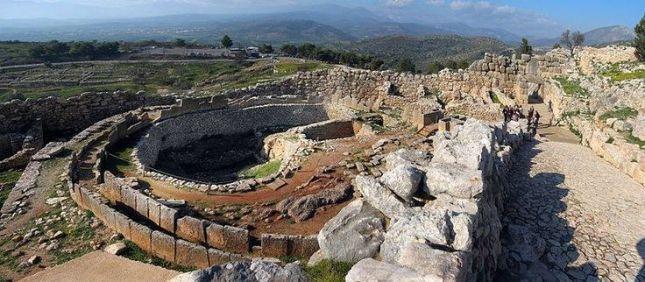 Mycenae Grave Circle