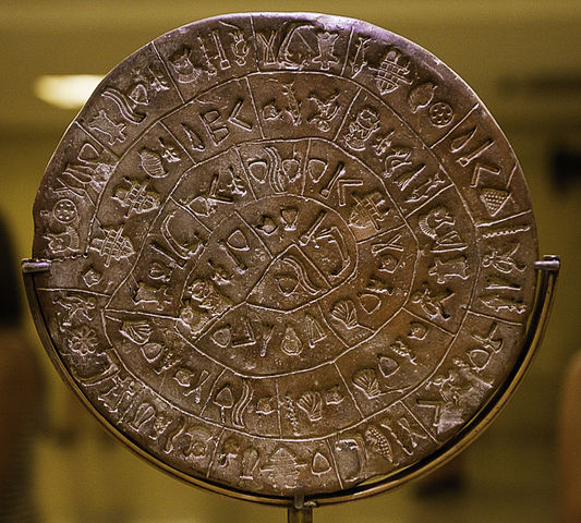 The Phaistos Disc 2