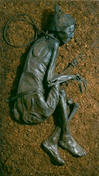The Tollund Man 2 as he appears today