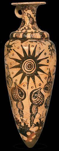 Minoan Ryton from Zakros 1500-1450 bc