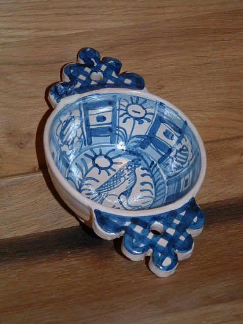 Delft Porringer