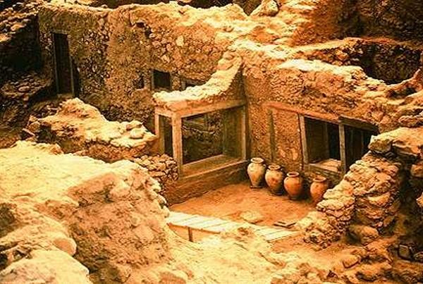 Ruins of Akrotiri