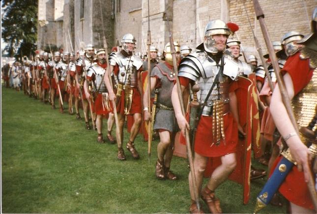scan0007The Roman Legions