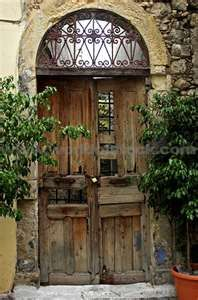 Venetian doorway at Rethymno 3