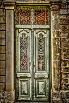 Venetian doorway at Rethymno 4