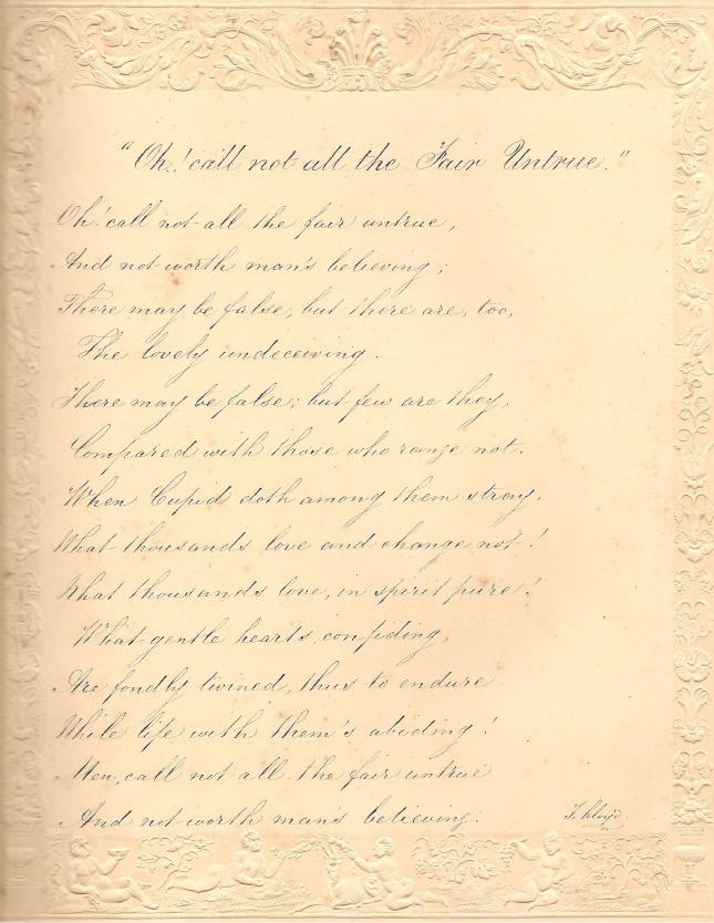Roberts A Poem