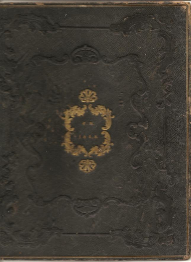 Roberts Book Cover 1848