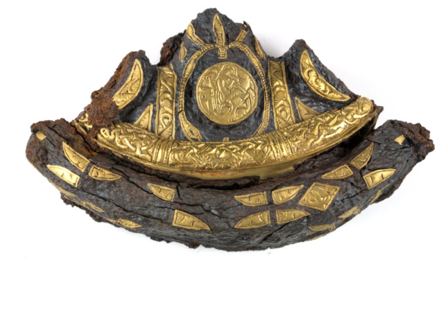 Sword pommel. © York Museums Trust