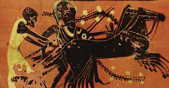 image-on-greek-vase