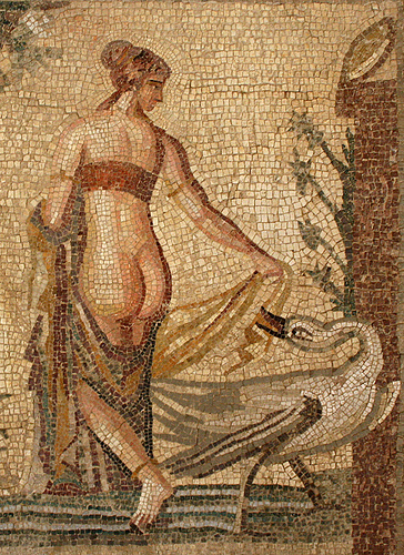 mosaic-leda-and-the-swan-paphos-museum