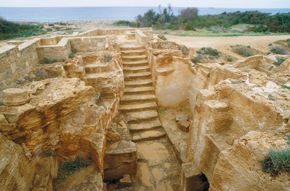 tomb-of-the-kings-nea-paphos