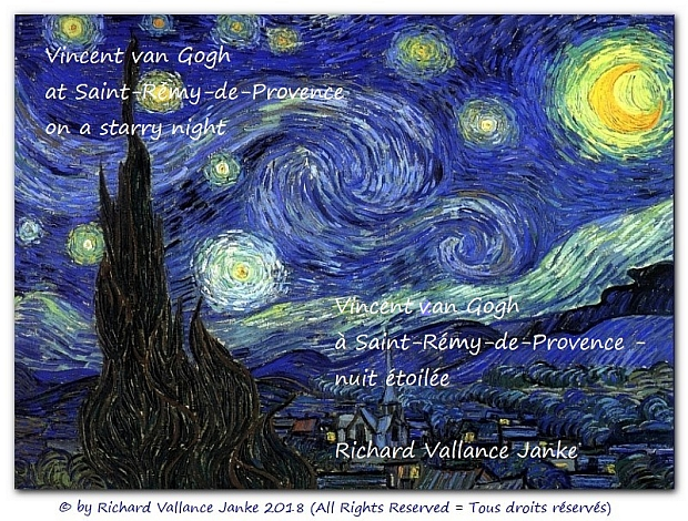 Van Gogh starry night haiku620